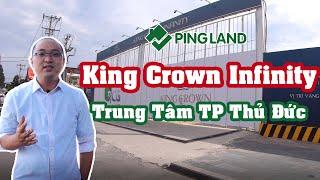 ✅  THÁP ĐÔI  Căn Hộ King Crown Infinity  Độc Tôn  Tại Thành Phố Thủ Đức - Ping Land
