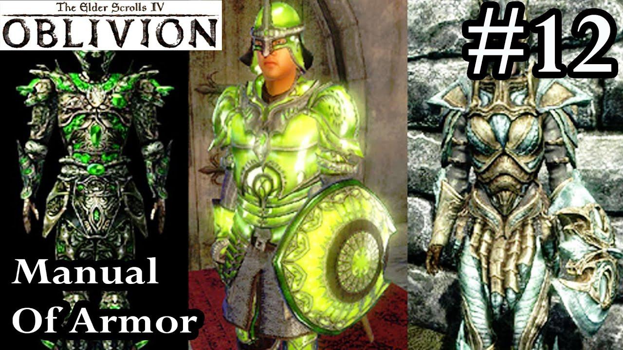elder scrolls iv oblivion manual of armor walkthrough let s play rh youtube com Oblivion PC Box oblivion pc game manual pdf
