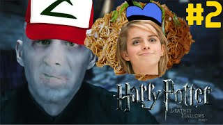 Protego Ego Bami - Harry Potter And The Deathly Hallows Part 1 #2