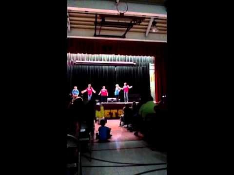 South Vienna Middle School 3rd Annual Talent Show: Perfect