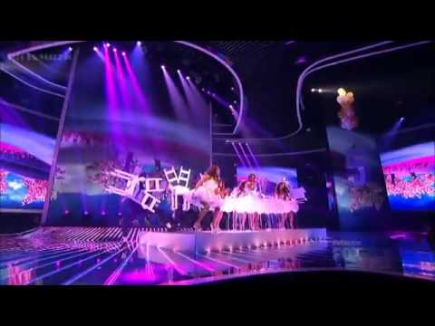 Fifth Harmony - Anything Could Happen - X Factor USA 2012