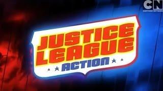 Лига Справедливости - Интро (Новый мультсериал)