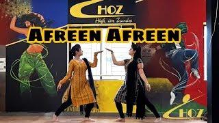 Afreen Afreen ft Nusarat Fateh ali khan // Dance Choreography// High on zumba // Bhubaneswar