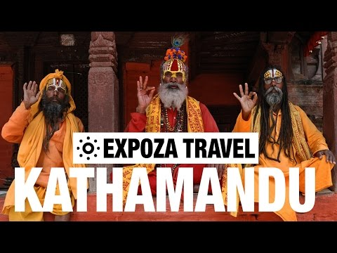 Kathmandu Valley Vacation Travel Video Guide