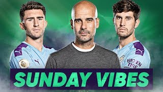 Manchester City's Injury Crisis WON'T Cost Them The Premier League Because... | #SundayVibes