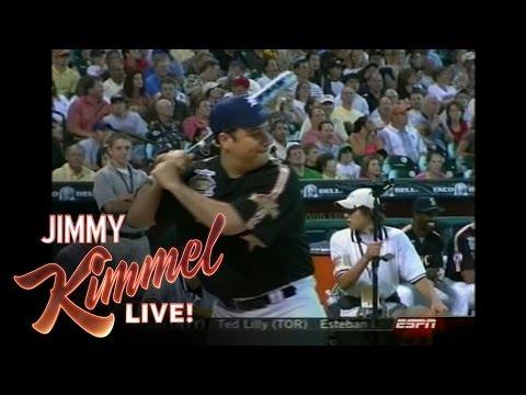 Vin Scully Calls Jimmy Kimmel's Home Run