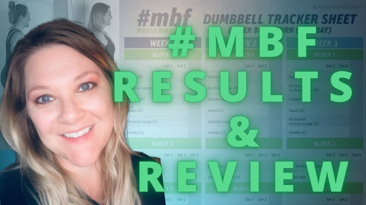 Download #MBF | Muscle Burns Fat | Honest Review and Results | NOT a Beachbody Coach