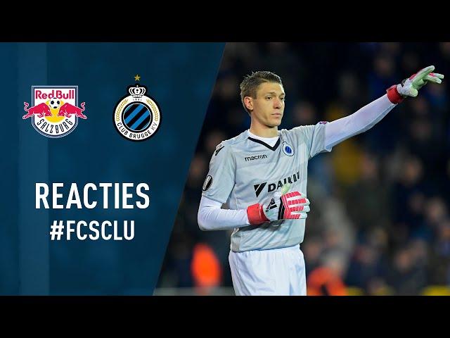#FCSCLU |  REACTIES  | 2018-2019