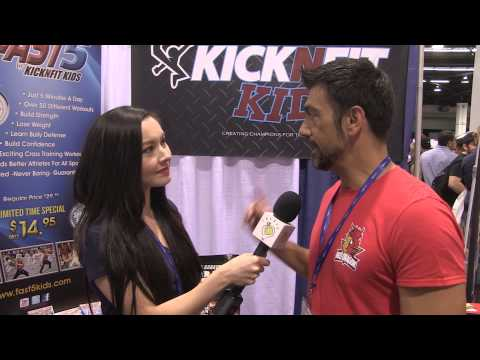 Red Dragon Karate Chris Casamassa  The Fit Expo 2015