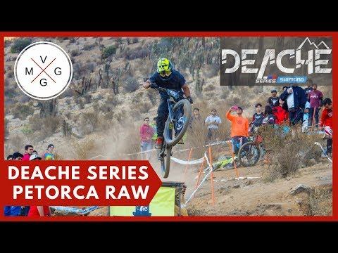 raw deache series petorca