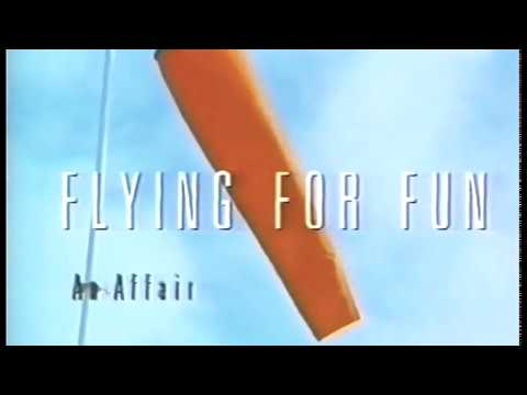 Flying For Fun. An Affair With An Aeroplane