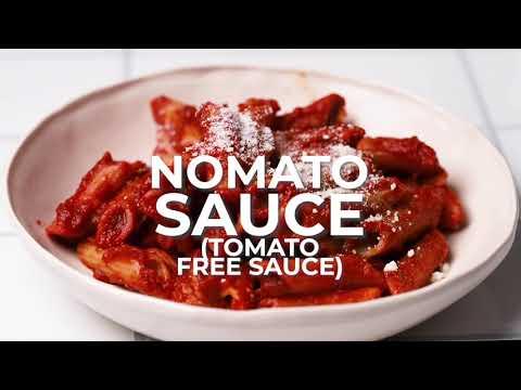 Nomato Sauce Tomato Sauce Alternative