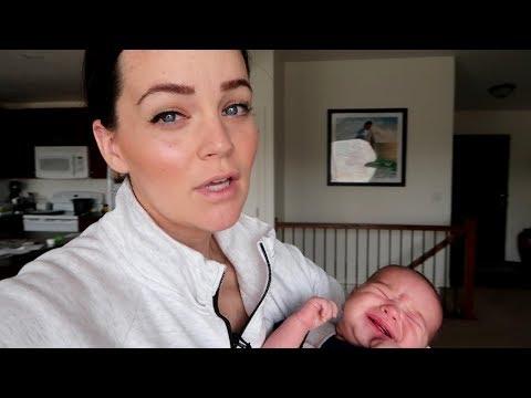 Breastfeeding Update! // We Have Thrush!