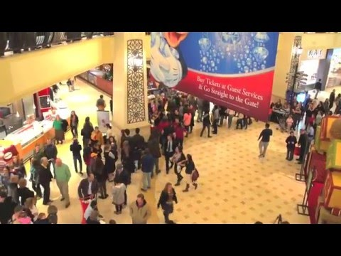 Thomas Aquinas College Christmas Choral Flash Mob 2015
