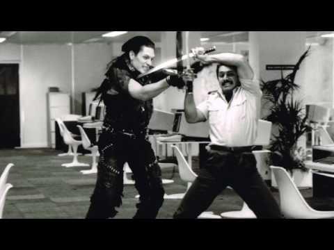HIGHLANDER DELETED SCENE: The KURGAN VS. YUNG DOL KIM