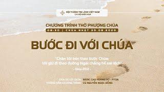 HTTL BIÊN HÒA - Chương trình thờ phượng Chúa - 30/08/2020