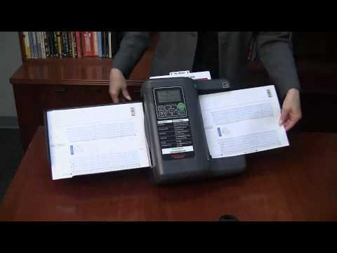 Replacing the Printer Cartridge on Your Scantron Scoreиз YouTube · Длительность: 1 мин15 с