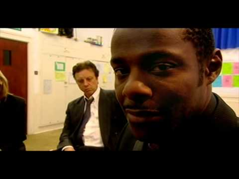 Johnson takes Mark to Alcoholics Anonymous - Peep Show