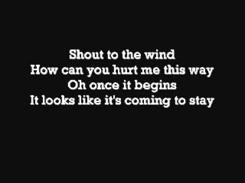 Dio - Straight Through The Heart (Lyrics)