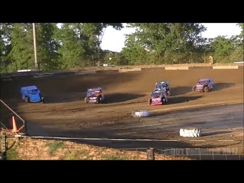 6.24.17 | UMP Modifieds Heats & Feature | Fayette County (IL) Speedway