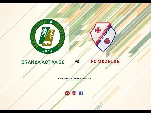 Branca Activa 4 x 5 FC Mozelos | 18ª Jornada | Época 2018-2019