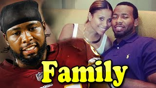 Josh Norman Family With Parents And Girlfriend Melody Woods 2020
