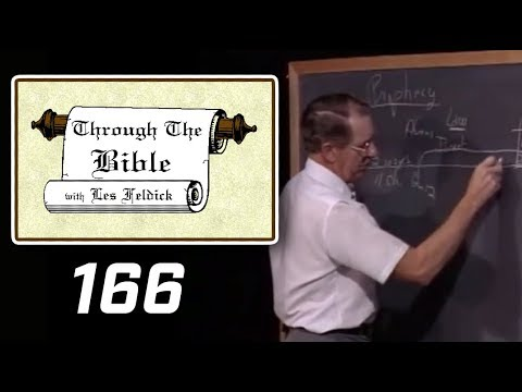 [ 166 ] Les Feldick [ Book 14 - Lesson 3 - Part 2 ] Matthew 1