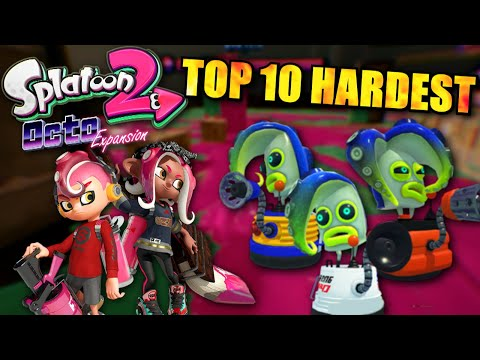 Top 10 Hardest Octo Expansion Challenges!