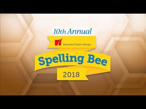2018 Houston Public Media Spelling Bee
