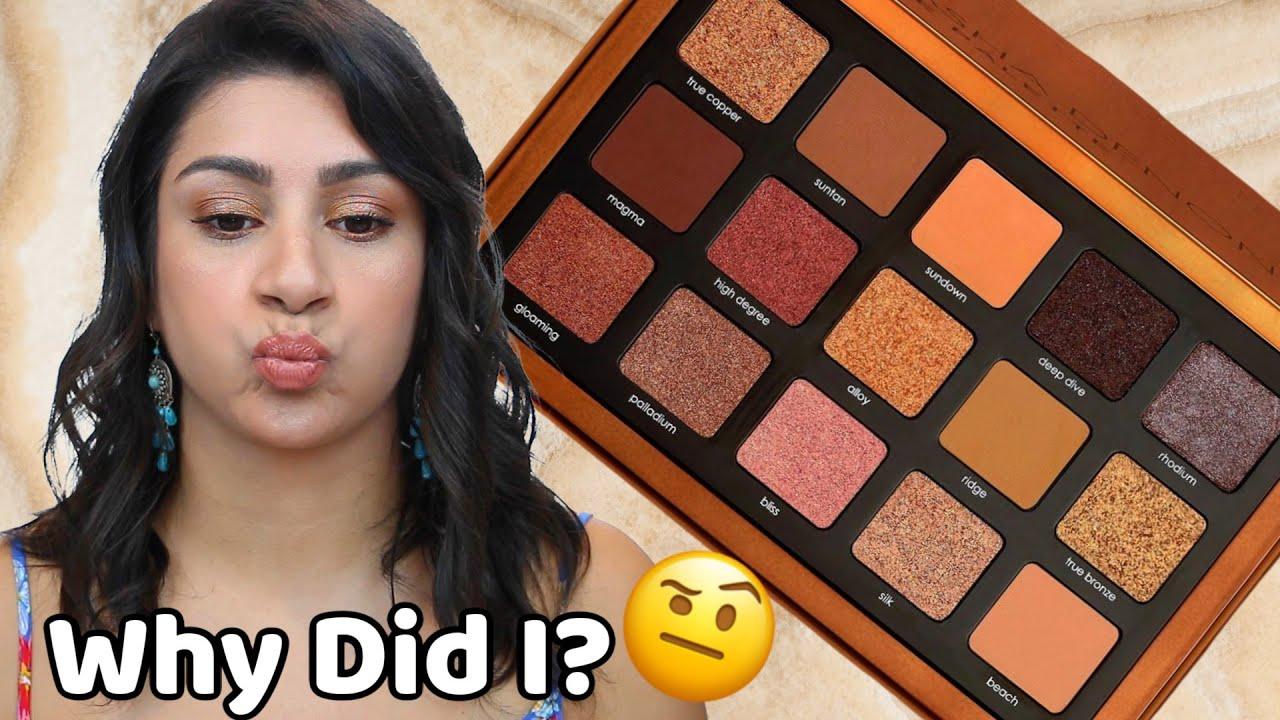 Why Did I Buy Natasha Denona Bronze Palette   BREAKDOWN AND MY THOUGHTS