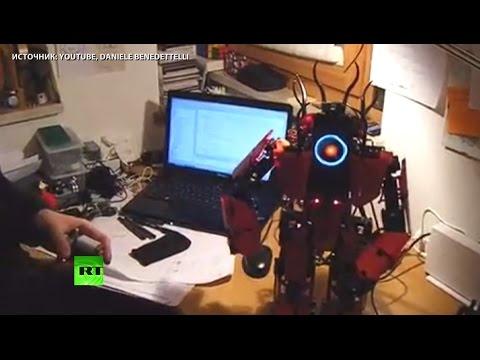 Сумасшедший робот своими руками. Сделай сам