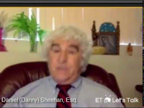 DANNY SHEEHAN: COSMIC HUMANITY, NEW PARADIGM INSTITUTE
