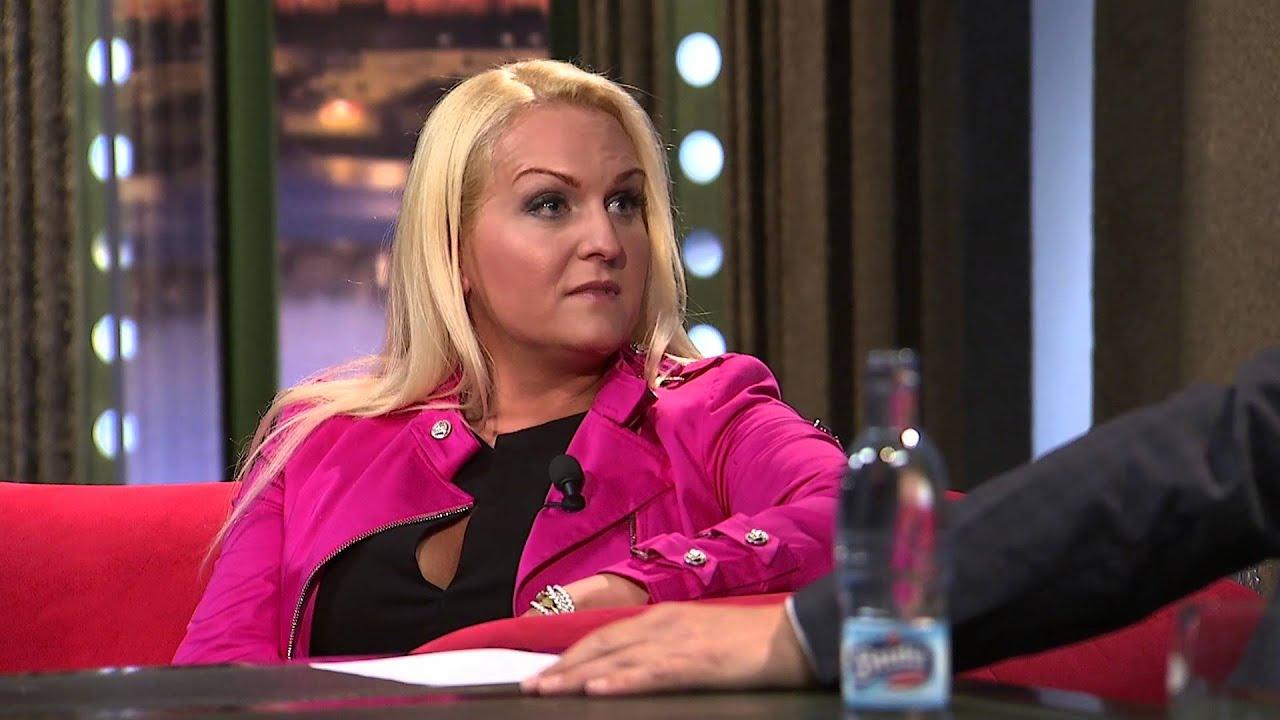 2. Kristina Soukupová - Show Jana Krause 10. 9. 2014