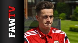 Tom Lawrence on Giggs, Man Utd and Wales ahead of Netherlands friendly