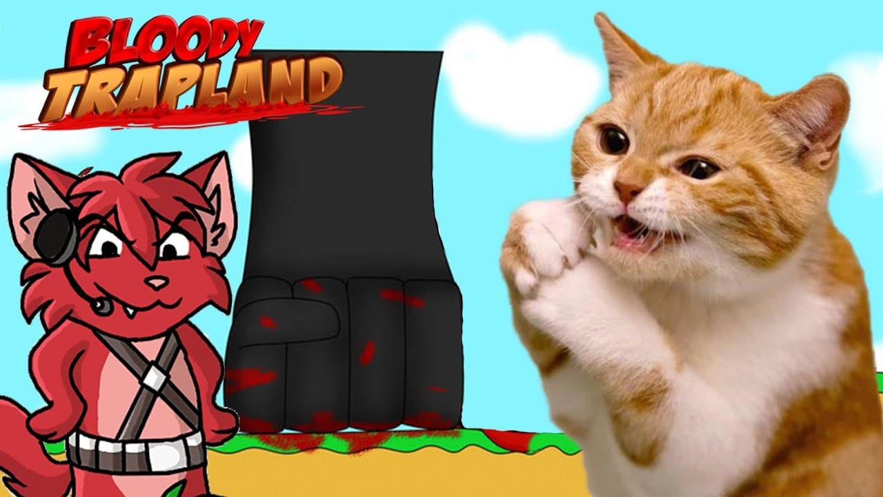 Видео коты с фростом
