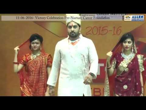 ALLEN PNCF Division Victory Celebration 2016 - Fashion Show by PNCF Division Faculties