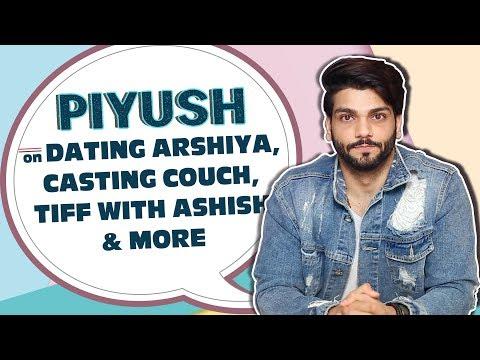 Piyush Sharma On Dating Arshiya | The Kiss & More | MTV Splitsvilla