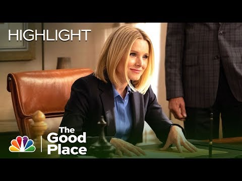 Season 4 Scene Leak - The Good Place (Episode Highlight)