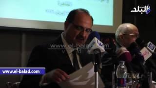 بالفيديو والصور.. نائب رئيس محكمة النقض: مصر ودول أفريقيا كالأعضاء فى الجسد الواحد