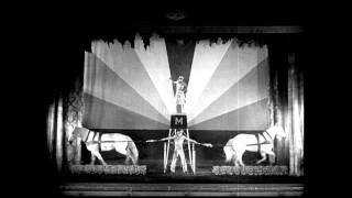 Lon Chaney in Tod Browning's THE UNKNOWN @ Nitehawk Cinema GERSH/REED/KNOCHE perform LIV