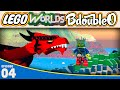 LEGO Worlds DRAGONS IS SO STUPID Part 4 Gameplay W BdoubleO100 mp3