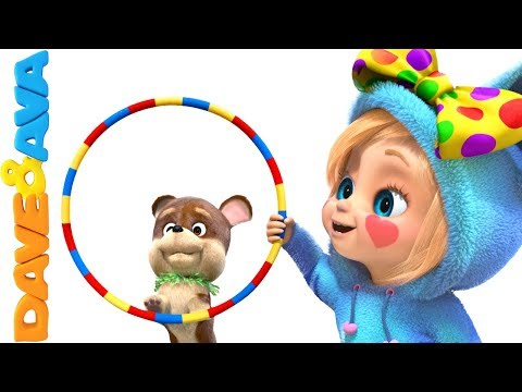 😊 Nursery Rhymes and Kids Songs   Baby Songs from Dave and Ava 😊