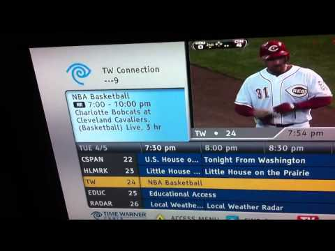 Time Warner Cable and Fox Sports Ohio Fail