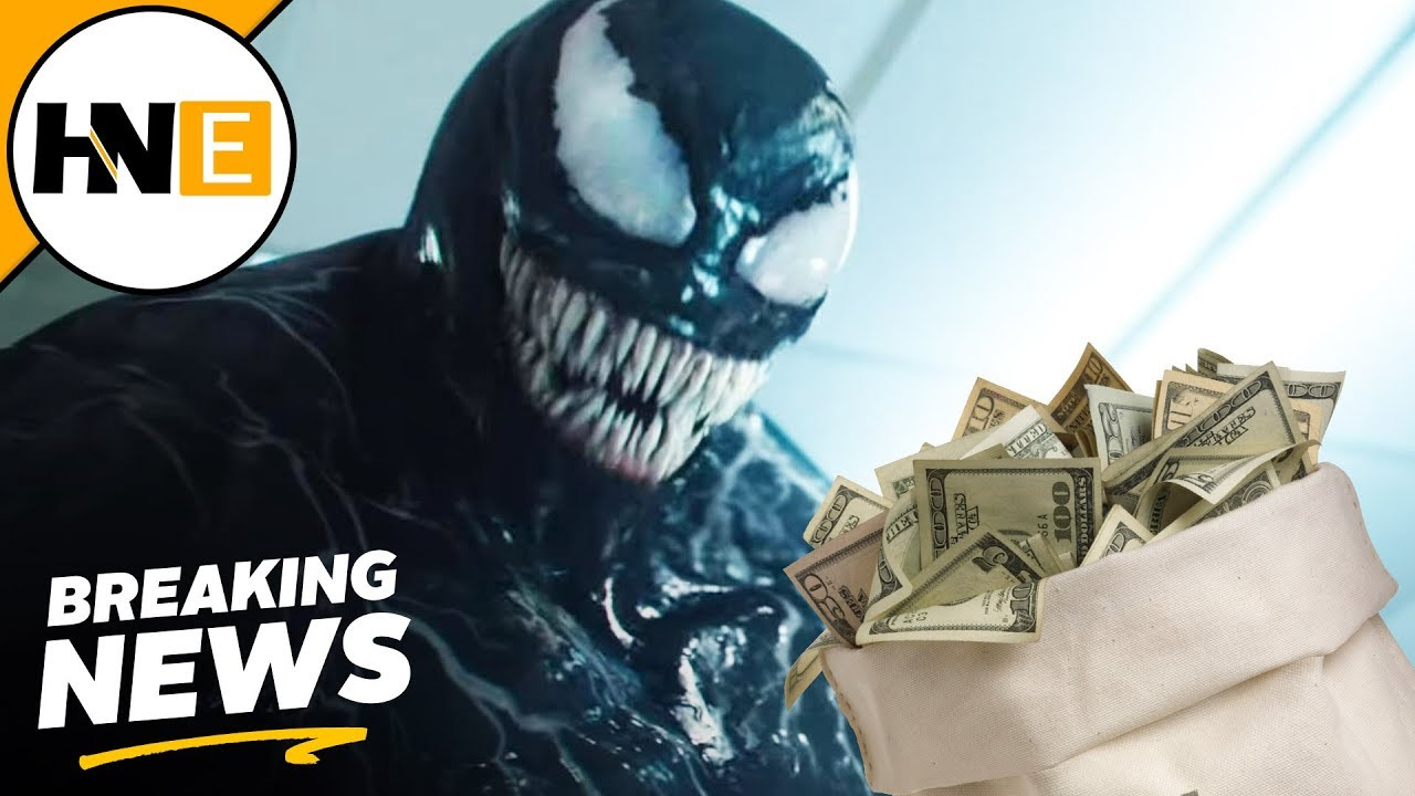 VENOM Tracking for MASSIVE Opening Weekend Box Office