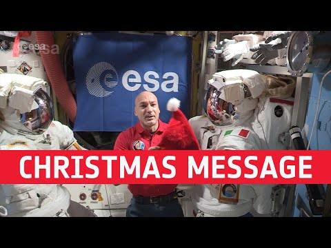 Mission Beyond: Lucas Christmas message