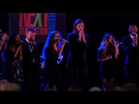 Sacramento State University Vox Now at the 2017 Next Generation Jazz Festival