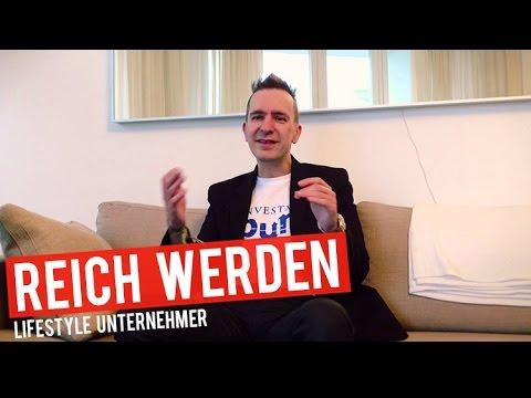 Wie du systematisiert reich wirst & das Lifestyle-Unternehmer Modell: Interview mit Gerald Hörhan