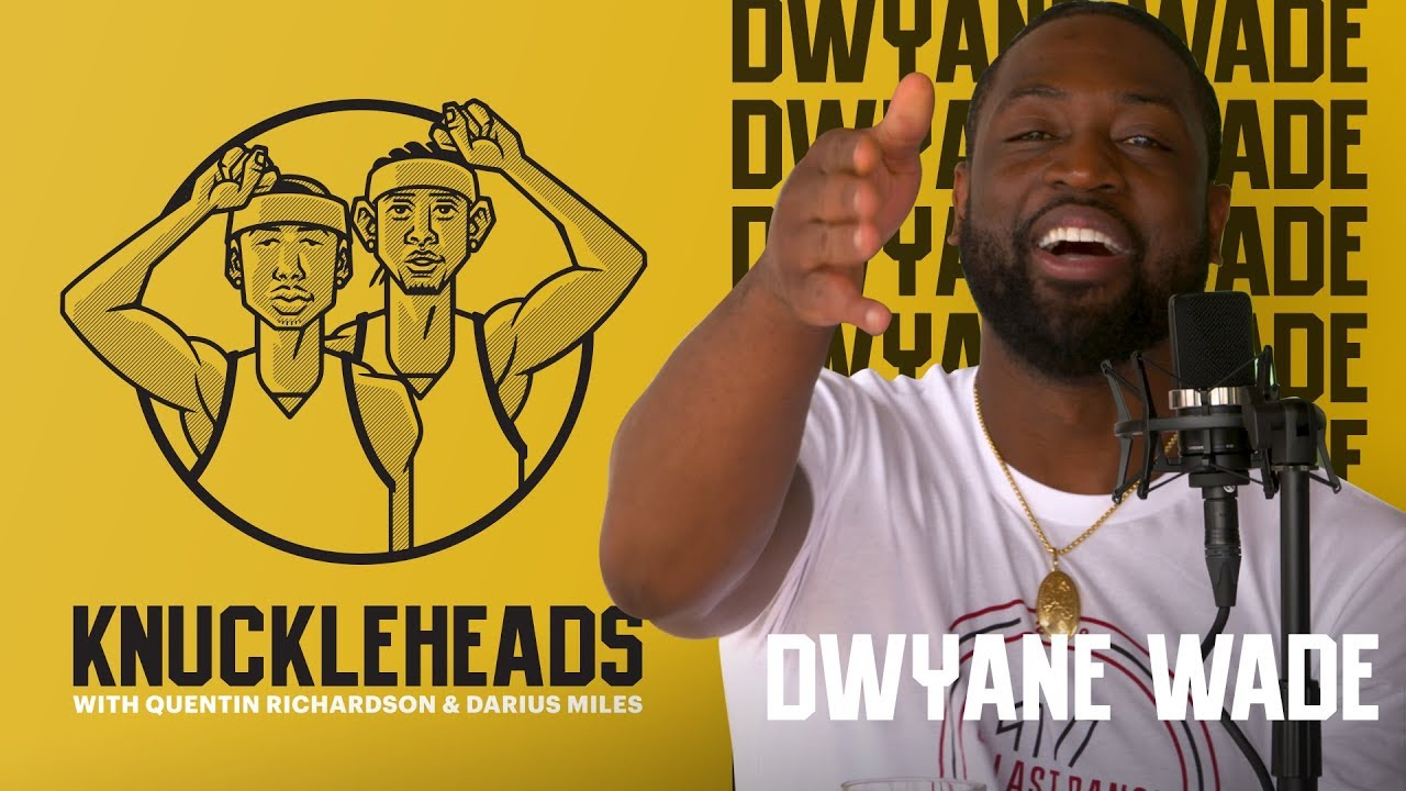Download Dwyane Wade Joins Knuckleheads with Quentin Richardson and Darius Miles | The Players' Tribune