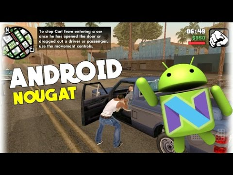 Gta San Andreas Lite Compitable For Android Nougat