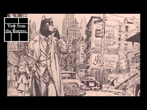 Episode 30: Blacksad | View from the Gutters